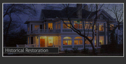 Henley Homes Inc. Historical Restorations